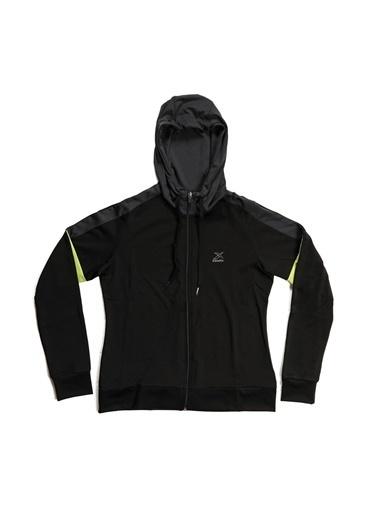 Kinetix Sweatshirt Siyah